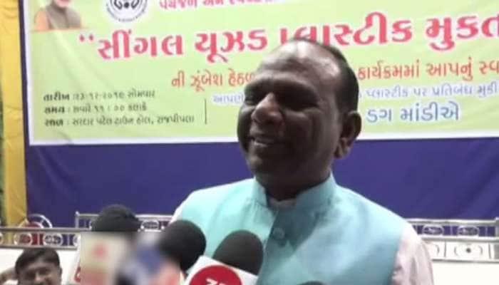 ગુજરાતના સૌથી સિનીયર સાંસદ મનસુખ વસાવાએ ફરી એકવાર પોતાની જ સરકારની પોલ ખોલી