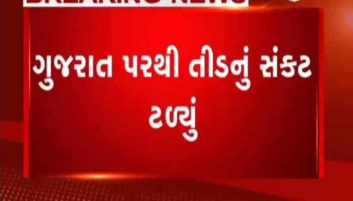 Turned Away Locust Terror On Gujarat