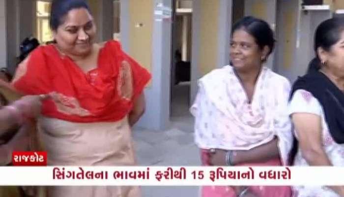 Opinion of Ahmedabad women regarding inflation
