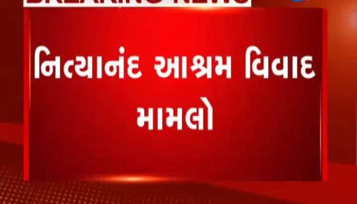 HC record statement in Nityanand ashram case