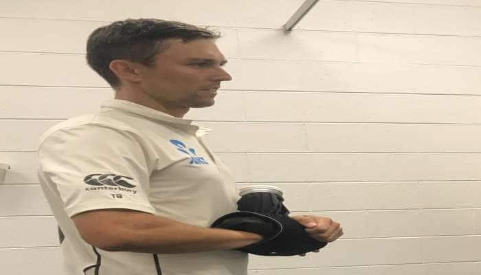 Aus vs NZ: મિશેલ સ્ટાર્કના 'ખતરનાક બાઉન્સરે' તોડી બોલ્ટની આંગળી, સિરીઝમાંથી થયો બહાર