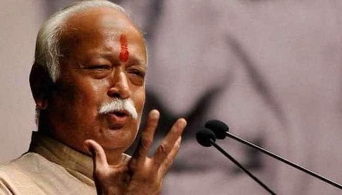 130 કરોડ ભારતીયોને હિન્દુ ગણાવનારા ભાગવતના નિવેદન પર વિવાદ, કોંગ્રેસ નેતાએ નોંધાવી ફરિયાદ