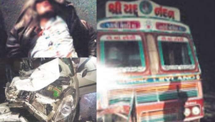 તારાપુર નજીક અકસ્માતમાં 2 લોકોનાં ઘટના સ્થળે જ નિપજ્યાં મોત