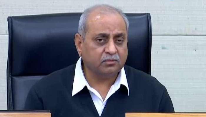 Deputy CM Nitin Patel's Press Conference On Child Mortality Rates