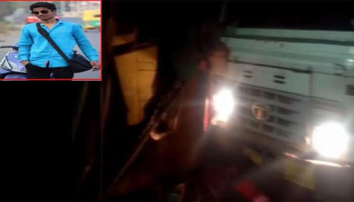 રાત્રે કાળ બનીને આવેલા ડમ્પર ચાલકે 8થી વધુ વાહનોને અડફેડે લીધા, બેના મોત, બેને ગંભીર ઇજા