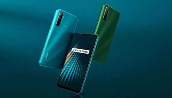 આજે લોન્ચ થશે Realme 5i સ્માર્ટફોન, કમાલના છે ફીચર્સ
