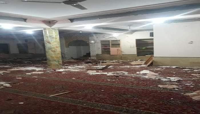પાકિસ્તાનમાં મસ્જિદની અંદર વિસ્ફોટ, 15 લોકોના મોત