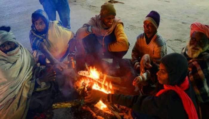 કાતિલ ઠંડી અને સૂસવાટા મારતા પવનથી ઠુંઠવાયું ગુજરાત, નલિયામાં પારો ગગડીને 4 ડિગ્રીએ પહોંચ્યો
