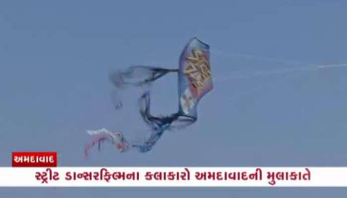 Street Dancer Film Artists In Ahmedabad