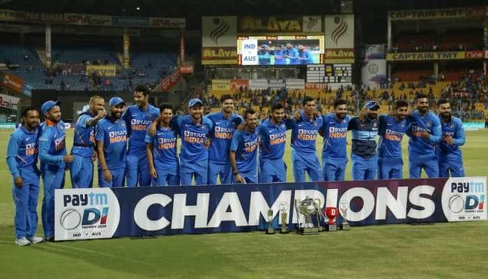 INDvsAUS: બેંગલુરૂમાં ભારતે કાંગારૂને 7 વિકેટે કચડ્યું, શ્રેણી 2-1થી કરી કબજે