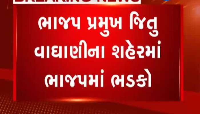 BJP Corporators In Bhavnagar Displeased With Alcohol, Gambling Issues