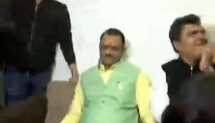 Jitu Vaghani Convicted The Angry MLA Ketan Inamdar