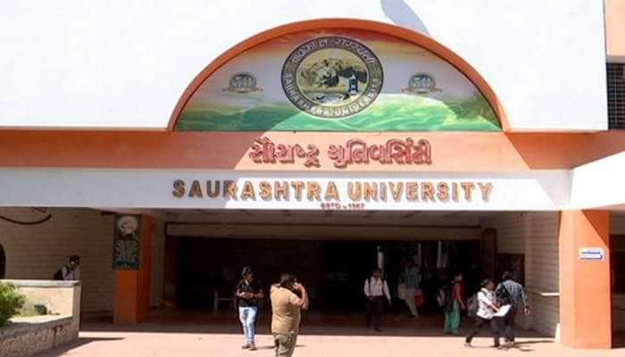 ચુંબકની જેમ ચોંટેલા છે સૌરાષ્ટ્ર યુનિવર્સિટી સાથે વિવાદો, હવે વધુ માર્કસ આપવાનું કૌભાંડ ખૂલ્યું