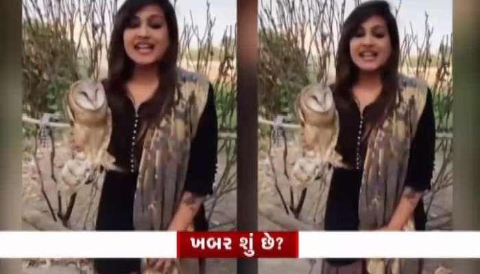 Video Viral Of Tik Tok Star Kirti Patel