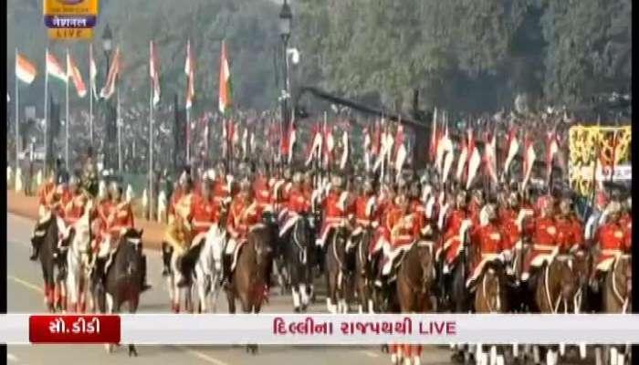 71 republic day delhi rajpath parade watch live on zee 24 kalak