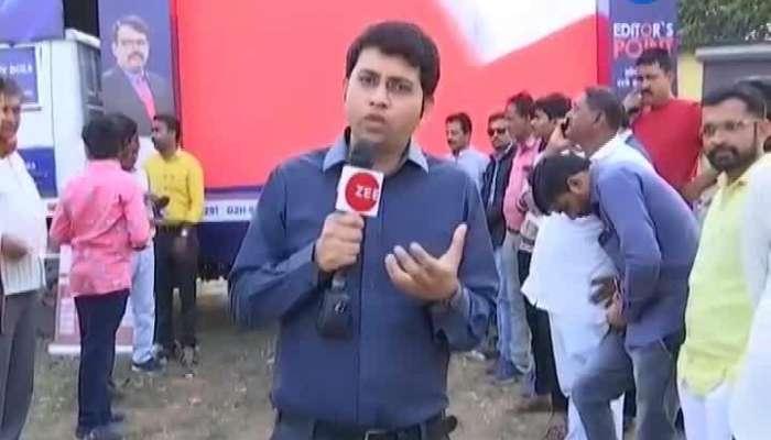 Gujarat Yatra Arrived At Lunavada Watch Video