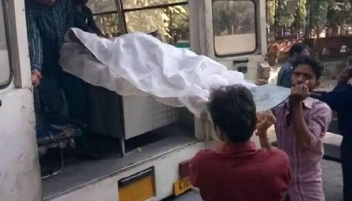 સુરત: શાકભાજીનાં વેપારીની ઘાતકી હત્યા, પોલીસને તેની પત્ની પર શંકા