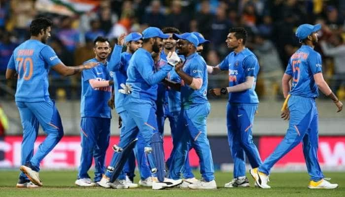 INDvsNZ: અંતિમ ટી20 જીતીને ભારતીય ટીમે કરી ક્લીન સ્વીપ, શ્રેણી 5-0થી કરી કબજે