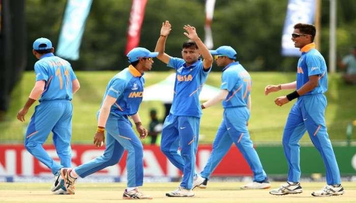 U19 World Cup: ભારતની યુવા ટીમનો ધમાકો, પાકિસ્તાનને 10 વિકેટે હરાવી પહોંચી ફાઇનલમાં