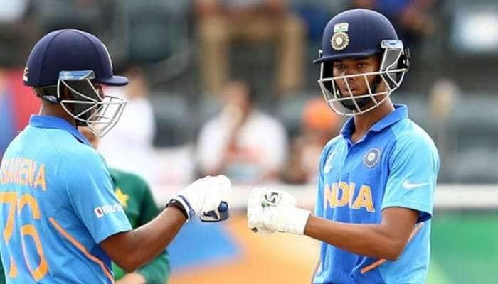 અન્ડર-19 વર્લ્ડ કપઃ સીનિયર ખેલાડીઓએ યંગ બ્રિગેડને કહ્યું, 'ઓલ ધ બેસ્ટ'