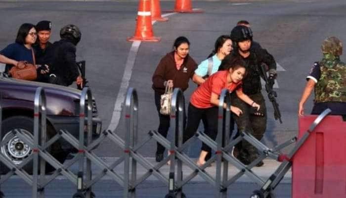 Thailand Shooting: મૃત્યુઆંક 26 થયો, આડધડ ફાયરિંગ કરીને મોલમાં છૂપાયેલો હત્યારો સૈનિક ઠાર