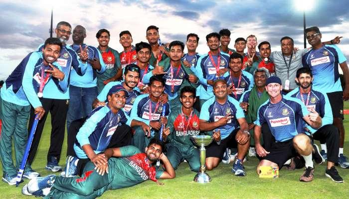 બાંગ્લાદેશની ટીમને ચઢ્યું જીતનું અભિમાન, ભારતીય ટીમ સાથે કરી બેસ્યા એવી હરકત કે...