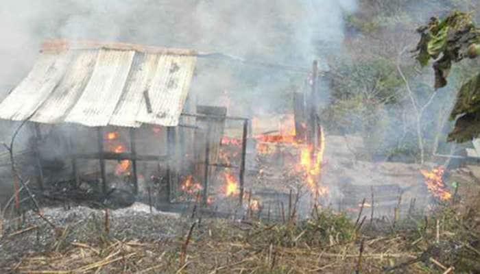 ખેતરમાં અચાનક લાગેલી આગમાં 3 બાળકો જીવતા સળગી ગયા
