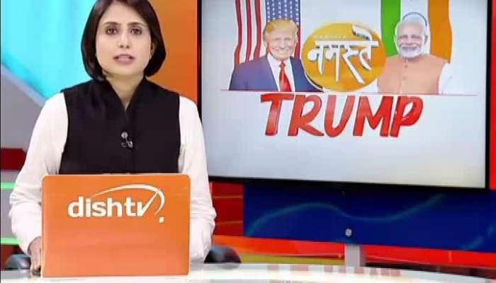Trump's Security Luggage Arrives At Ahmedabad Hyatt Hotel