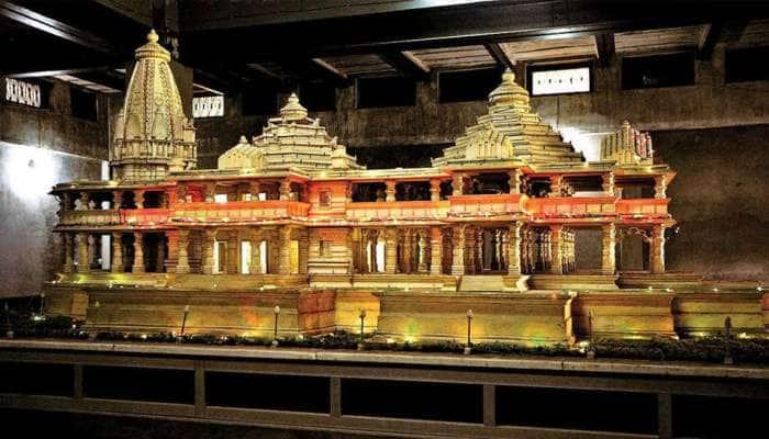 રામ મંદિર ટ્રસ્ટની પહેલી બેઠક આજે, આ મોટા ચહેરા પણ થઇ શકે છે સામેલ