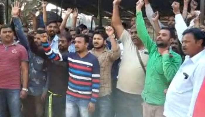 વડોદરા: સફાઇ કર્મચારીઓની હડતાળ બાદ હવે કોન્ટ્રાક્ટ પરના ડ્રાઇવની હડતાળ