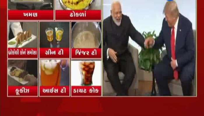 Special report about president trump Ahmedabad visit