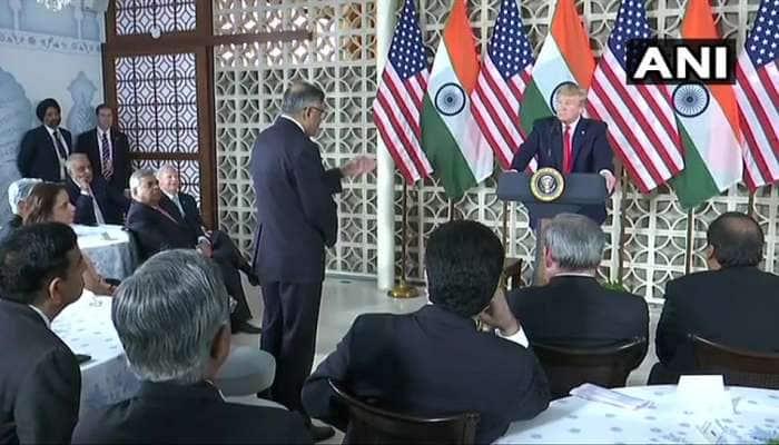 ભારતીય CEO સાથે ડોનાલ્ડ ટ્રમ્પે યોજી બેઠક, અમેરિકામાં રોકાણ કરવાની કરી અપીલ