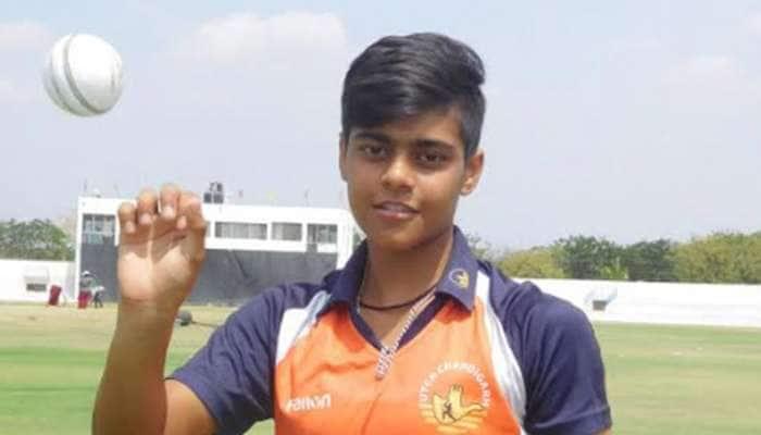 Kashvee Gautam: કાશવી ગૌતમે વન ડે ક્રિકેટમાં રચ્યો ઇતિહાસ, બની પ્રથમ મહિલા ક્રિકેટર, ICC એ પણ કરી સલામ