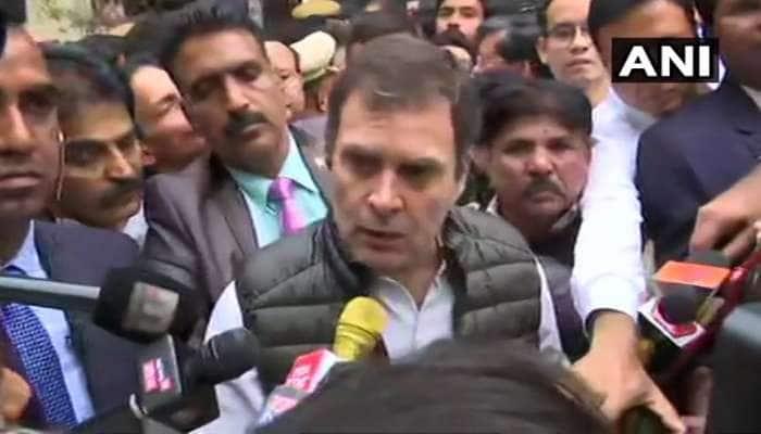 દિલ્હીઃ હિંસાગ્રસ્ત વિસ્તારોમાં જઈને બોલ્યા રાહુલ ગાંધી- હિંસા અને નફરતથી ભારત માતાને નુકસાન