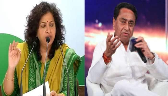 MP: શોભા ઓઝાનો દાવો- કમલનાથ સરકાર જ રહેશે સત્તામાં, કોંગ્રેસના સંપર્કમાં છે BJPના ધારસભ્યો