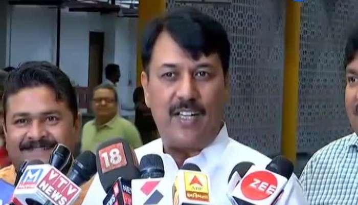 congress leader amit chavda on CM vijay rupani
