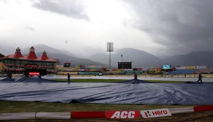 IND vs SA: વરસાદને કારણે ધર્મશાળામાં રમાનારી પ્રથન વનડે મેચ રદ્દ