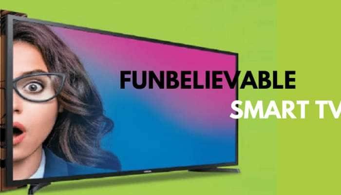 Samsung મચાવી ધમાલ, 12990ની શરૂઆતી કિંમતમાં લોન્ચ કર્યું નવું Smart TV