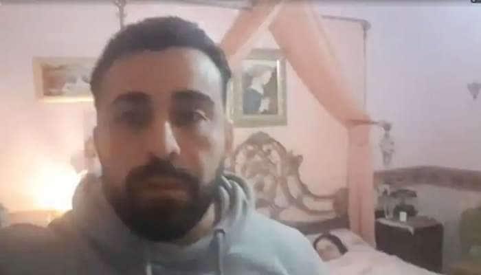 કોરોનાથી મોતને ભેટેલી બહેનના મૃતદેહ સાથે ઘરમાં કેદ છે ભાઈ, VIDEO દ્વારા જણાવી આપવીતી