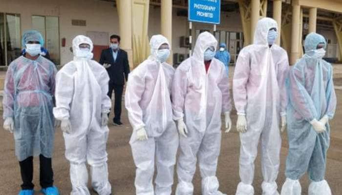Coronavirus: ઈરાનથી 236 ભારતીયોને જેસલમેર લવાયા, ઈટાલીમાંથી 218 ભારતીયોને કરાયા એરલિફ્ટ