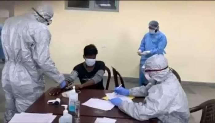 રાજકોટ: કોરોનાનો શંકાસ્પદ દર્દીના નમુના પરીક્ષણ માટે પૂના મોકલાયા, તંત્ર દોડતું થયું