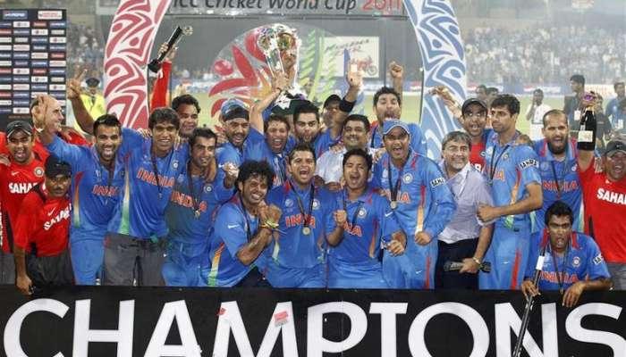 જ્યારે ધોનીએ ટીમ ઈન્ડિયાને બનાવી વર્લ્ડ ચેમ્પિયન, સચિનનું સપનું થયું હતું સાકાર