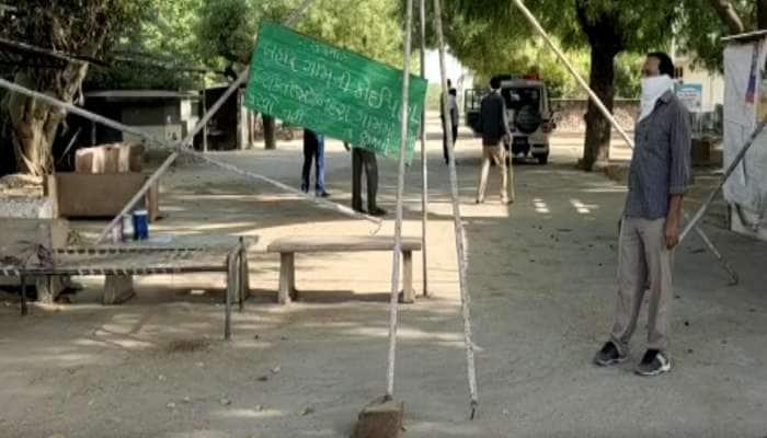 પાટણઃ સિદ્ધપુર તાલુકાના 4 ગામ અને એક સોસાયટીને ક્લસ્ટર ક્વોરેન્ટાઇન કરવામાં આવ્યા