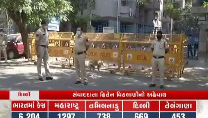 20 more hotspots in Delhi fully sealed