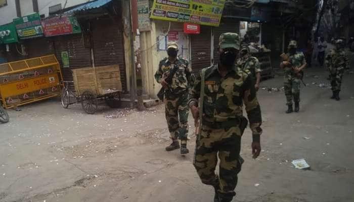 દિલ્હી-નોઈડા: છેલ્લા 2 દિવસની અંદર CRPFના 70 જવાન કોરોનાની ઝપેટમાં