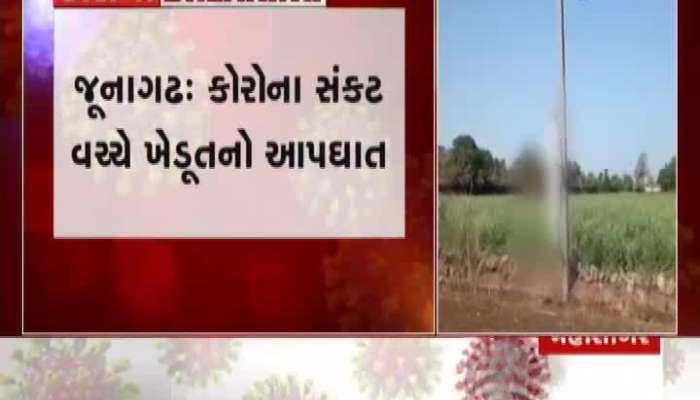 Suicide Of Junagadh Farmers Amidst Corona Crisis