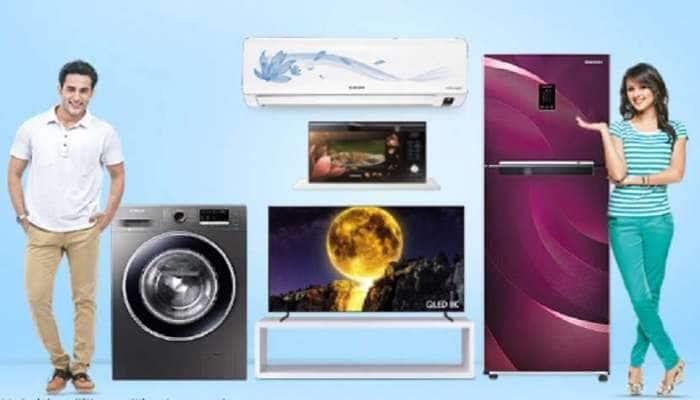 Samsung લઇને આવ્યું TV, ફ્રીજની નવી રેંજ પર પ્રી-બુકિંગ ઓફર, 15% સુધી મળશે કેશબેક