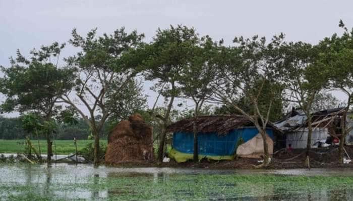 સૌરાષ્ટ્રમાં અચાનક આવ્યો વાતાવરણમાં પલટો, કમોસમી વરસાદ થતા ખેડૂતો ચિંતામાં