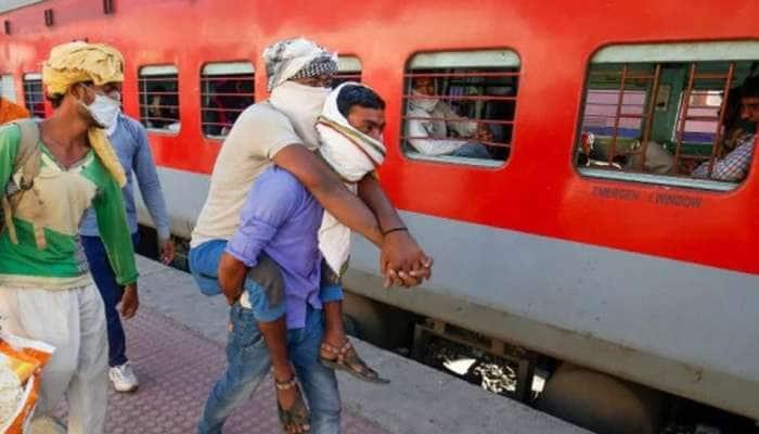 ગુજરાતમાંથી 699 સ્પેશિયલ ટ્રેન દ્વારા 10 લાખથી વધારે પરપ્રાંતિયો પહોંચ્યા વતન