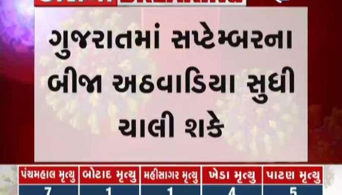 Corona eradication in Gujarat before Navratri!